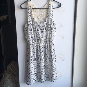 Charolette Russe Geometric Dress